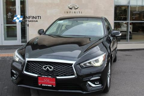 2020 Infiniti Q50 for sale in Nashua, NH