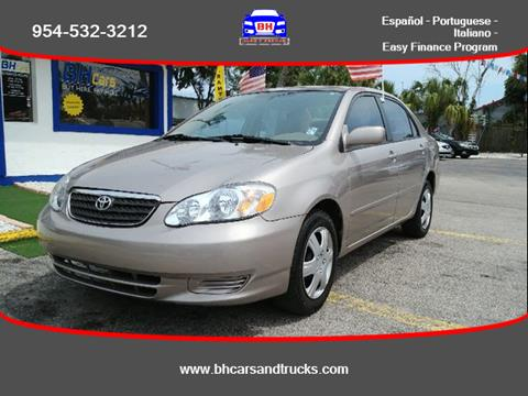 2003 Toyota Corolla for sale in North Lauderdale, FL
