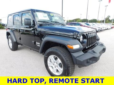 2018 Jeep Wrangler Unlimited for sale in Gatesville, TX