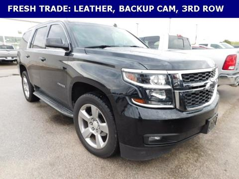 2015 Chevrolet Tahoe for sale in Gatesville, TX