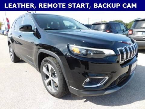 2020 Jeep Cherokee for sale at Stanley Chrysler Dodge Jeep Ram Gatesville in Gatesville TX