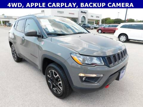 2020 Jeep Compass for sale at Stanley Chrysler Dodge Jeep Ram Gatesville in Gatesville TX