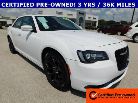 2019 Chrysler 300 for sale at Stanley Chrysler Dodge Jeep Ram Gatesville in Gatesville TX