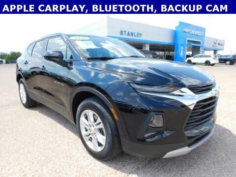 2020 Chevrolet Blazer for sale at Stanley Chrysler Dodge Jeep Ram Gatesville in Gatesville TX