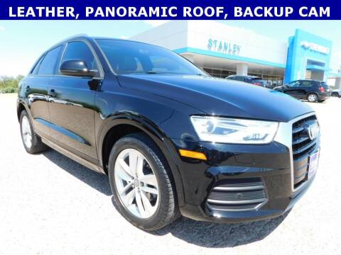 2017 Audi Q3 for sale at Stanley Chrysler Dodge Jeep Ram Gatesville in Gatesville TX