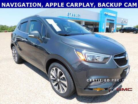 2017 Buick Encore for sale at Stanley Chrysler Dodge Jeep Ram Gatesville in Gatesville TX