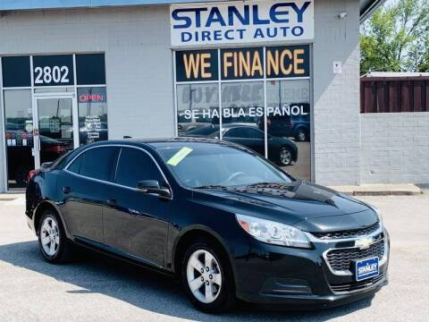 2015 Chevrolet Malibu for sale at Stanley Chrysler Dodge Jeep Ram Gatesville Buy Here Pay Here in Gatesville TX