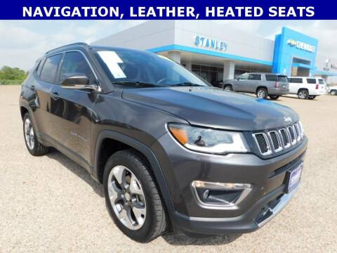 2018 Jeep Compass for sale at Stanley Chrysler Dodge Jeep Ram Gatesville in Gatesville TX