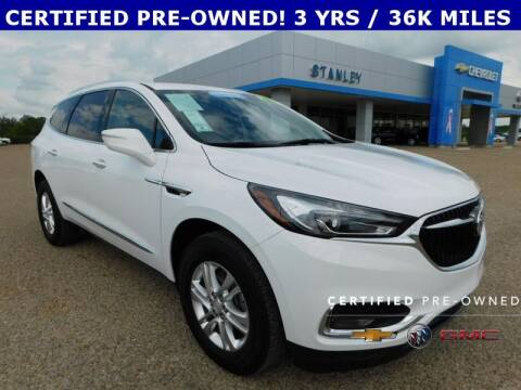2019 Buick Enclave for sale at Stanley Chrysler Dodge Jeep Ram Gatesville in Gatesville TX