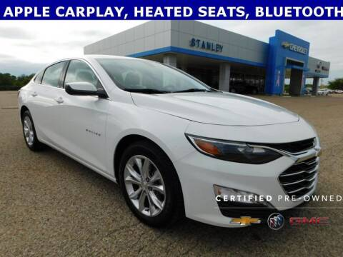 2020 Chevrolet Malibu for sale at Stanley Chrysler Dodge Jeep Ram Gatesville in Gatesville TX