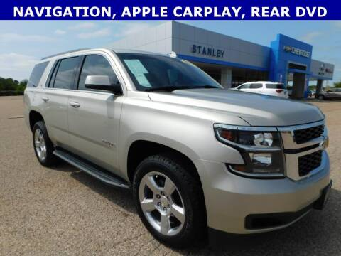 2016 Chevrolet Tahoe for sale at Stanley Chrysler Dodge Jeep Ram Gatesville in Gatesville TX