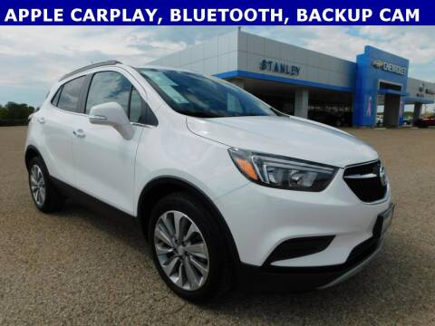 2018 Buick Encore for sale at Stanley Chrysler Dodge Jeep Ram Gatesville in Gatesville TX