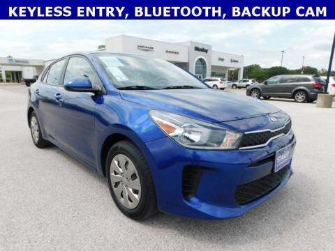 2018 Kia Rio for sale at Stanley Chrysler Dodge Jeep Ram Gatesville in Gatesville TX