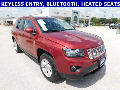 2017 Jeep Compass for sale at Stanley Chrysler Dodge Jeep Ram Gatesville in Gatesville TX