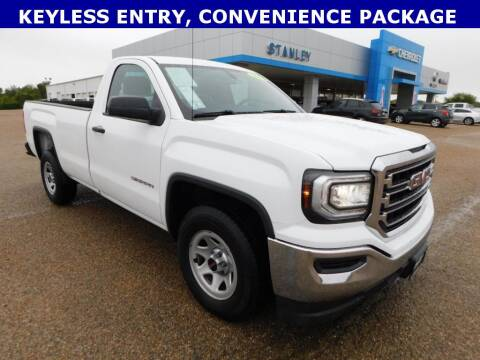 2017 GMC Sierra 1500 for sale at Stanley Chrysler Dodge Jeep Ram Gatesville in Gatesville TX