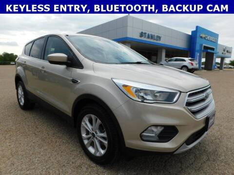 2017 Ford Escape for sale at Stanley Chrysler Dodge Jeep Ram Gatesville in Gatesville TX