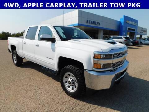 2019 Chevrolet Silverado 2500HD for sale at Stanley Chrysler Dodge Jeep Ram Gatesville in Gatesville TX