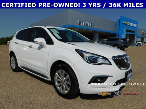 2017 Buick Envision for sale at Stanley Chrysler Dodge Jeep Ram Gatesville in Gatesville TX