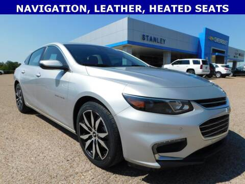 2017 Chevrolet Malibu for sale at Stanley Chrysler Dodge Jeep Ram Gatesville in Gatesville TX