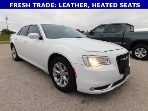2016 Chrysler 300 for sale at Stanley Chrysler Dodge Jeep Ram Gatesville in Gatesville TX