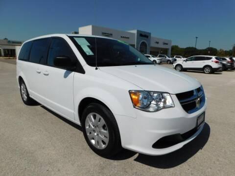 2018 Dodge Grand Caravan for sale at Stanley Chrysler Dodge Jeep Ram Gatesville in Gatesville TX