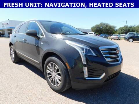 2017 Cadillac XT5 for sale at Stanley Chrysler Dodge Jeep Ram Gatesville in Gatesville TX