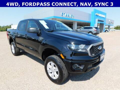 2019 Ford Ranger for sale at Stanley Chrysler Dodge Jeep Ram Gatesville in Gatesville TX