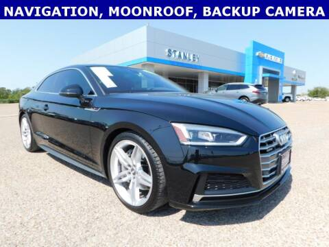 2019 Audi A5 for sale at Stanley Chrysler Dodge Jeep Ram Gatesville in Gatesville TX