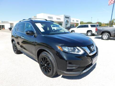 2017 Nissan Rogue for sale at Stanley Chrysler Dodge Jeep Ram Gatesville in Gatesville TX