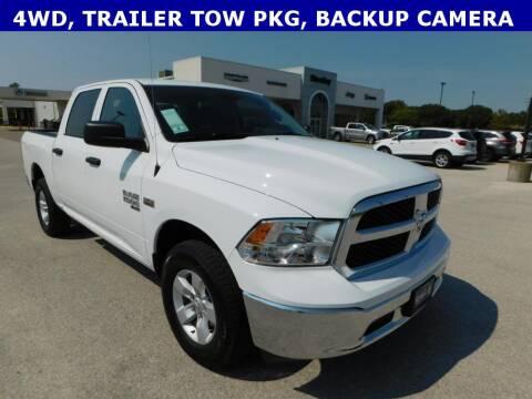 2020 RAM Ram Pickup 1500 Classic for sale at Stanley Chrysler Dodge Jeep Ram Gatesville in Gatesville TX