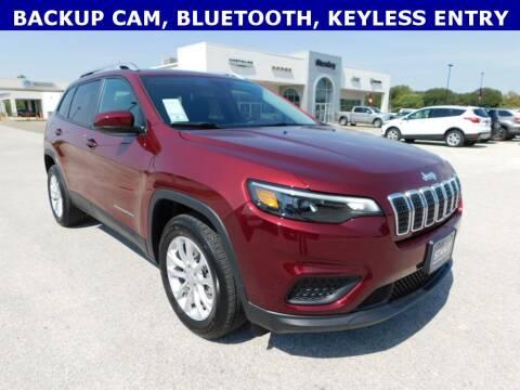 2021 Jeep Cherokee for sale at Stanley Chrysler Dodge Jeep Ram Gatesville in Gatesville TX