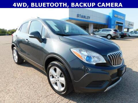 2016 Buick Encore for sale at Stanley Chrysler Dodge Jeep Ram Gatesville in Gatesville TX