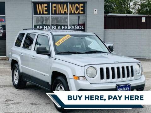 2012 Jeep Patriot for sale at Stanley Chrysler Dodge Jeep Ram Gatesville Buy Here Pay Here in Gatesville TX