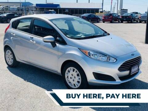 2018 Ford Fiesta for sale at Stanley Chrysler Dodge Jeep Ram Gatesville Buy Here Pay Here in Gatesville TX
