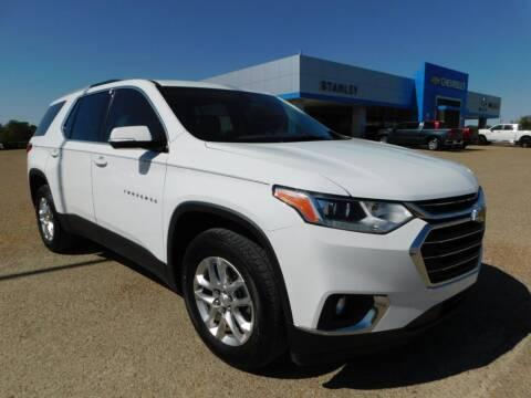 2018 Chevrolet Traverse for sale at Stanley Chrysler Dodge Jeep Ram Gatesville in Gatesville TX