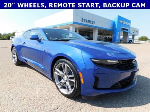 2021 Chevrolet Camaro for sale at Stanley Chrysler Dodge Jeep Ram Gatesville in Gatesville TX