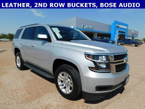 2017 Chevrolet Tahoe for sale at Stanley Chrysler Dodge Jeep Ram Gatesville in Gatesville TX