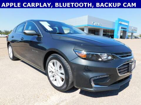 2018 Chevrolet Malibu for sale at Stanley Chrysler Dodge Jeep Ram Gatesville in Gatesville TX