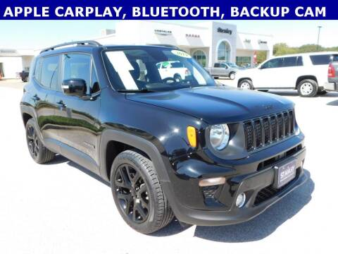 2019 Jeep Renegade for sale at Stanley Chrysler Dodge Jeep Ram Gatesville in Gatesville TX
