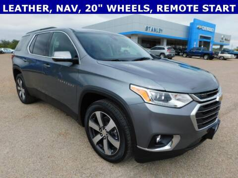 2020 Chevrolet Traverse for sale at Stanley Chrysler Dodge Jeep Ram Gatesville in Gatesville TX