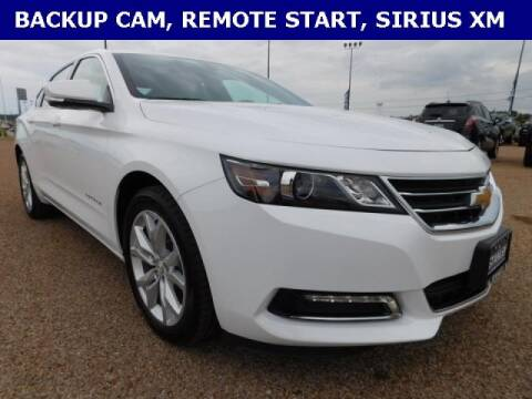 2020 Chevrolet Impala for sale at Stanley Chrysler Dodge Jeep Ram Gatesville in Gatesville TX