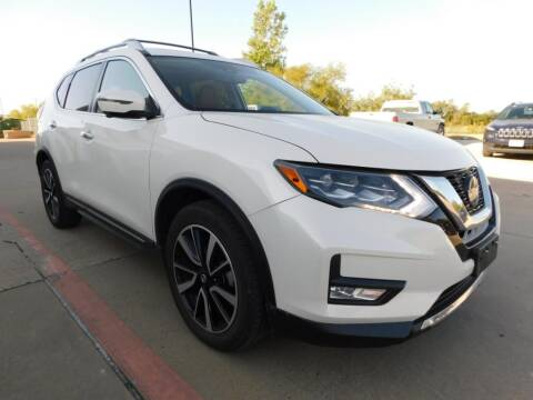 2018 Nissan Rogue for sale at Stanley Chrysler Dodge Jeep Ram Gatesville in Gatesville TX