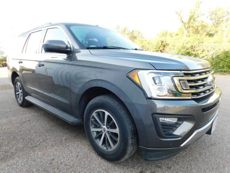 2018 Ford Expedition for sale at Stanley Chrysler Dodge Jeep Ram Gatesville in Gatesville TX