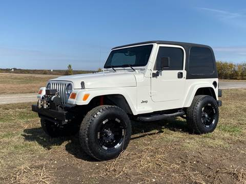 2003 Jeep Wrangler for sale in Sherman, TX