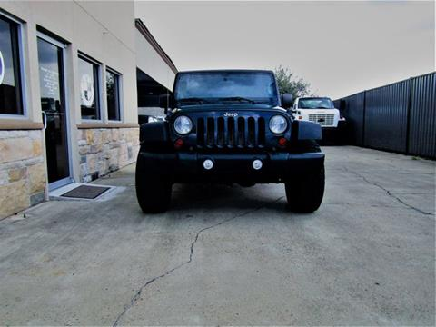 2011 Jeep Wrangler for sale in Houston, TX