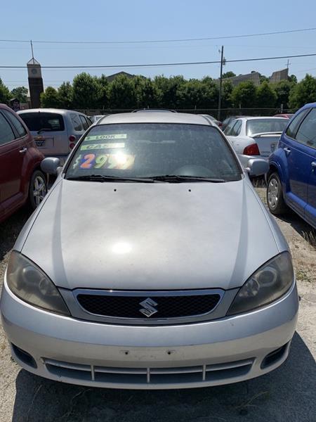 2007 Suzuki Reno