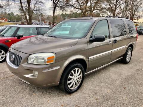 2005 Buick Terraza For Sale In Clayton Nc