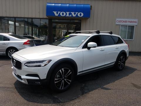 2018 Volvo V90 Cross Country for sale in Manchester, NH