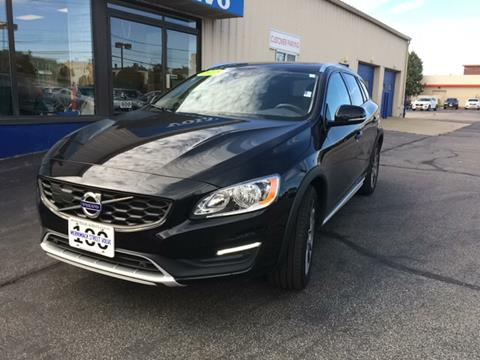 2018 Volvo V60 Cross Country for sale in Manchester, NH