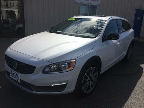 2016 Volvo V60 Cross Country for sale in Manchester, NH